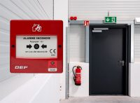 aed alarme incendie DEF