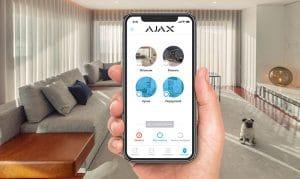 aed système de détection intrusion AJAX